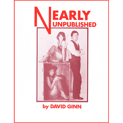 NEARLY UNPUBLISHED by David Ginn - eBook DOWNLOAD - Diamond's Magic