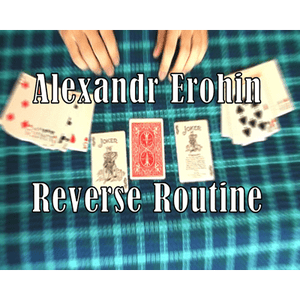 Reverse by Alexandr Erohin - Video DOWNLOAD - Diamond's Magic