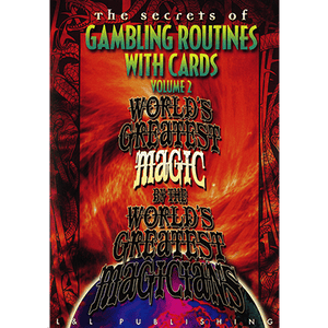Gambling Routines With Cards Vol. 2 (World's Greatest) - Diamond's Magic
