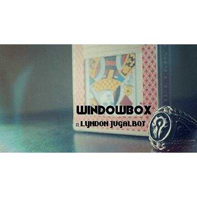 WINDOW BOX by Lyndon Jugalbot - Video DOWNLOAD - Diamond's Magic