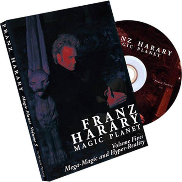 Magic Planet vol. 5- Mega-Magic and HyperReality by Franz Harary and The Miracle Factory - Diamond's Magic