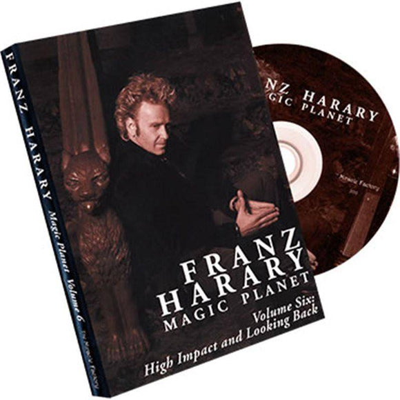 Magic Planet vol. 6- High Impact and Looking Back by Franz Harary and The Miracle Factory - Diamond's Magic