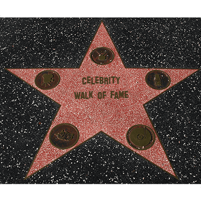 Celebrity Walk of Fame by Jonathan Royle - Video/Book DOWNLOAD - Diamond's Magic