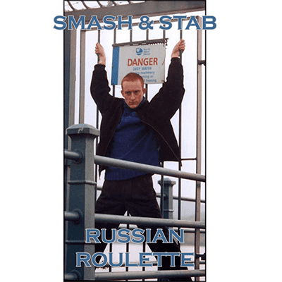 Royle's Smash & Stab by Jonathan Royle - Video/Book DOWNLOAD - Diamond's Magic