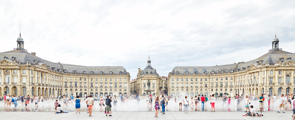 Dreaming of Bordeaux by Joshua Jensen-Nagle