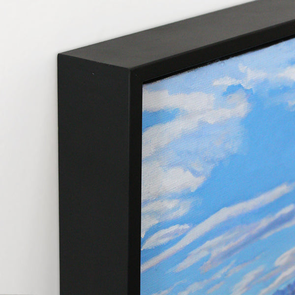 Bau-Xi Gallery - Black Floating Frame