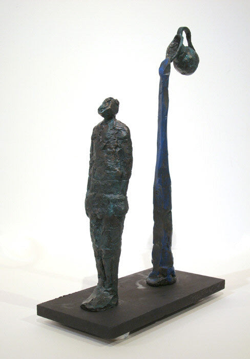 Ted Fullerton - Essence (Maquette), Bronze, Free Standing,  - Bau-Xi Gallery