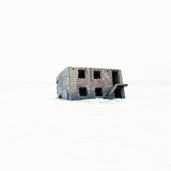 Dan Dubowitz - After the Occupation, from After the Occupation - 30x30 in. - $3,900, Archival Pigment Print Mounted on Archival Substrate, Framed in White with Plexiglass,  - Bau-Xi Gallery