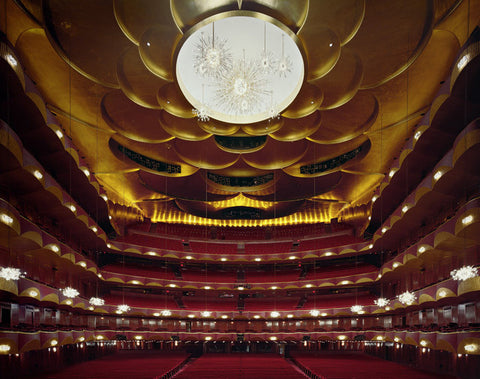 Metropolitan Opera House, New York, New York - 3 sizes, $10,600-$31,500