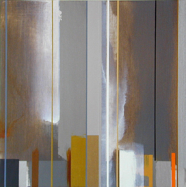 Brent Boechler - Lightline, Acrylic on Panel, Unframed,  - Bau-Xi Gallery