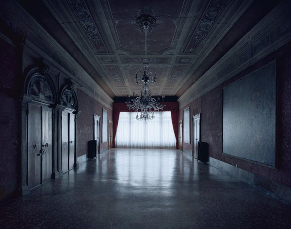 David Leventi - Palazzo Benzon II - 3 sizes, $10,600-$31,500, Fujicolor Crystal Archive Print Mounted on Archival Substrate, Framed in White with Plexiglass,  - Bau-Xi Gallery