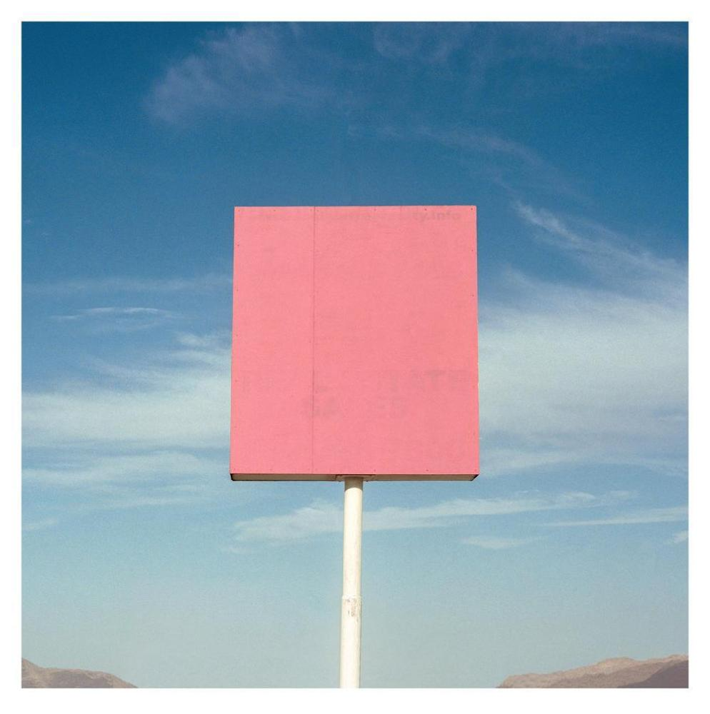 George Byrne - Pink Desert - 2 sizes, $2,100-$4,850, Archival Pigment Print on Archival Substrate, Framed in White,  - Bau-Xi Gallery