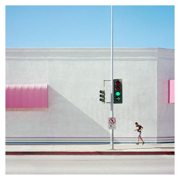George Byrne - 99c Culver City, Archival Pigment Print on Archival Substrate,  - Bau-Xi Gallery
