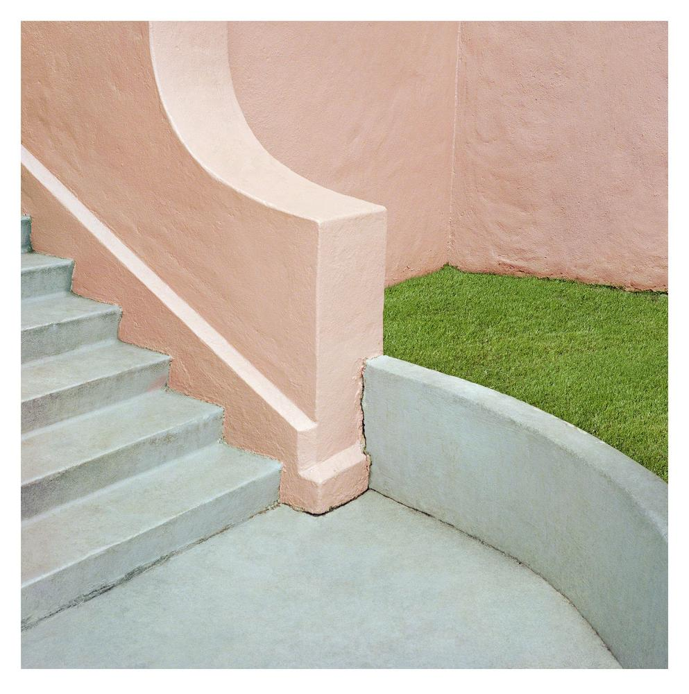 George Byrne - Echo Park, Archival Pigment Print on Archival Substrate,  - Bau-Xi Gallery