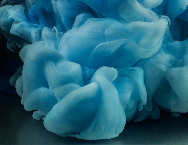 Kim Keever - Abstract 31017 - 2 SIZES, $6,300-$9,500, Archival Pigment Print Mounted on Archival Substrate, Framed in Grey with Plexiglass,  - Bau-Xi Gallery