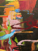 David T. Alexander - Reed Bottom Lines, Acrylic on Canvas, Unframed,  - Bau-Xi Gallery