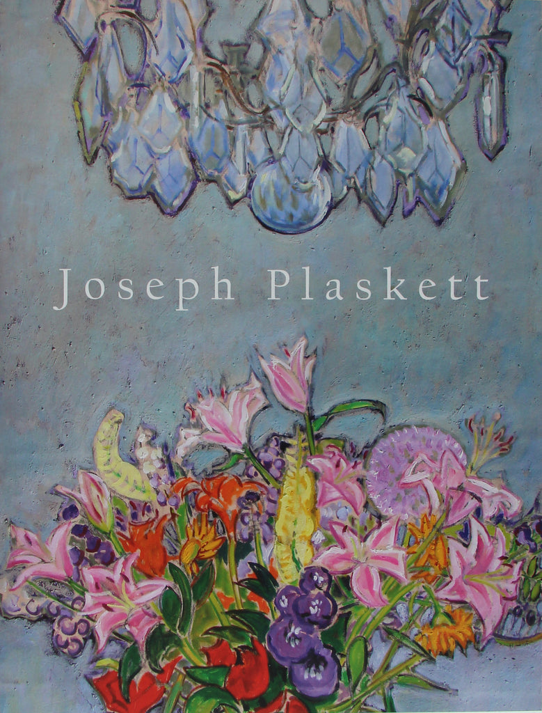 Joseph Plaskett - The Still Life World, Joseph Plaskett Book, 2001, (84 pages), Soft Cover Book,  - Bau-Xi Gallery