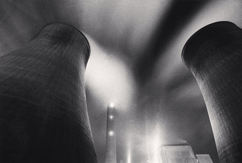 Ratcliffe Power Station, Study 28, Nottinghamshire, England, 1987