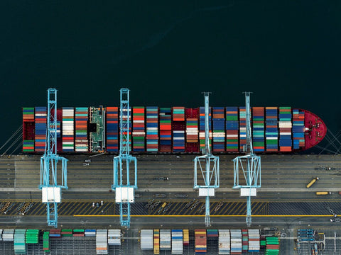 Container Port 39 - Available in 6 sizes