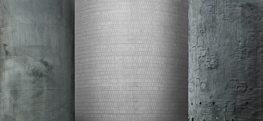 Anthony Redpath - Tile Tank - 2 sizes, $4,000-$13,950, Chromogenic Print Mounted to Archival Substrate, Floating in a Grey Frame,  - Bau-Xi Gallery