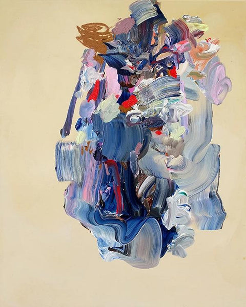 Janna Watson - Major and Minor Things, Mixed Media on Panel, Unframed,  - Bau-Xi Gallery