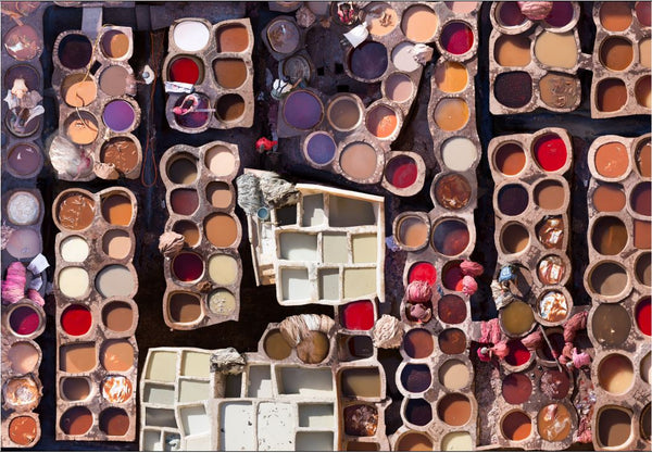 Katrin Korfmann Artwork | Vibrant, colourful, sometimes monochromatic, aerial composite photographs of human interactions in public spaces.