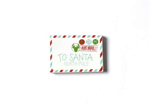 Coton Colors CC ATT-LTRSNTA Letter To Santa Big Attachment