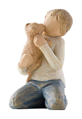 Willow Tree WT- 26217 Kindness(Boy) Figurative Sculpture