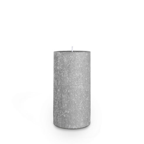Root Candles RC 336PLT Timberline 3 x 6 Platinum Pillar Candle