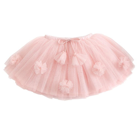 Mud Pie MP 10200001 Mesh Puff Tutu