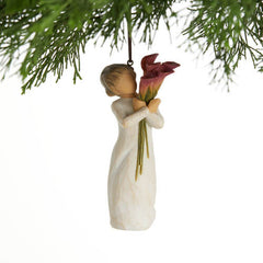 Willow Tree WT 27909 Bloom Ornament