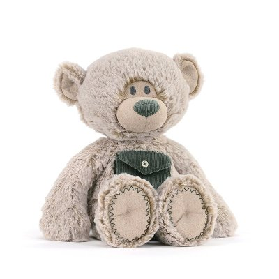 DEMDACO 5004700928 Pocket Prayer Bear 16