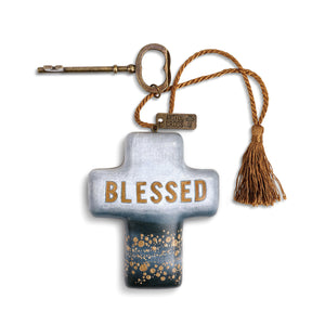 DEMDACO 1004320074 Blessed Artful Cross