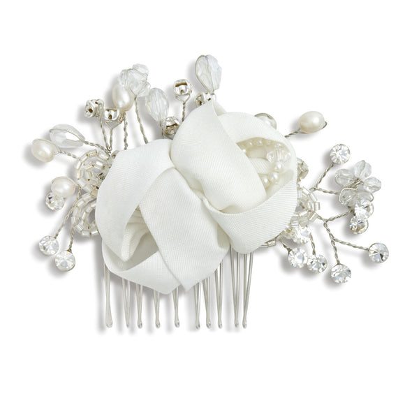 DEMDACO 1004390013 Flower Girl Hair Comb
