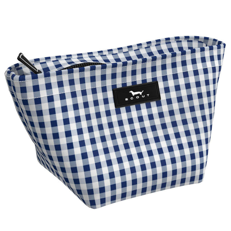 Scout 23333 Crown Jewels Brooklyn Checkham Makeup Bag