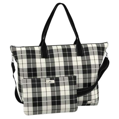 Scout 14382 Overpacker Plaid Habbit Foldable Travel Bag