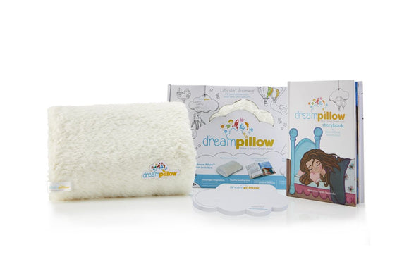 The Dream Pillow TDP White Dream Pillow