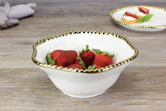 Pampa Bay PB CER-1209-WG Medium Serving Bowl