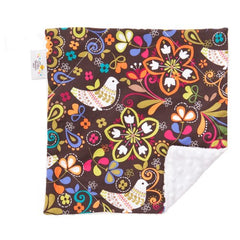 Baby Elephant Ears BEE 3001 Birds of Norway Mini Blanket