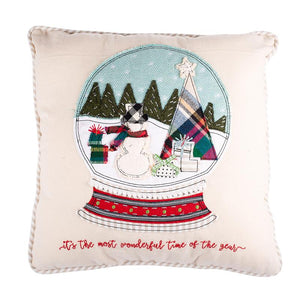Glory Haus Inc. GH 72110531 Most Wonderful Time of Year Pillow