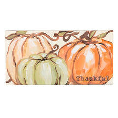 Glory Haus Inc. GH 10100012 Thankful Pumpkin Canvas