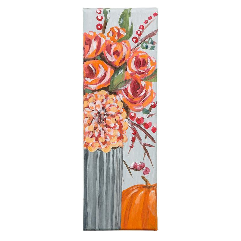 Glory Haus Inc. GH 10100021 Thankful Flower Canvas