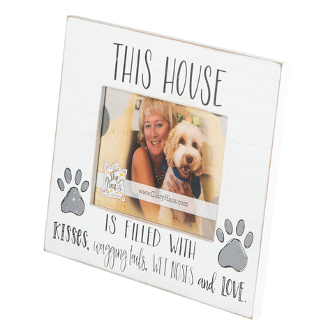 Glory Haus Inc. GH 30112902 Kisses, Wagging Tails Frame