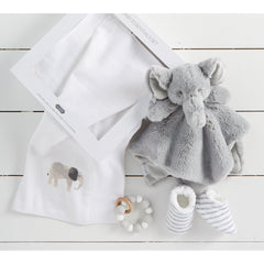 Mud Pie MP 10190068 Elephant Baby Gift Set
