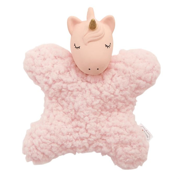 Mud Pie MP 12110078U Unicorn Plush Teether
