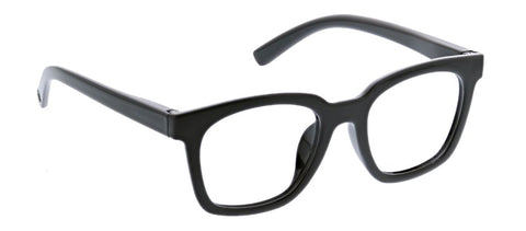 Peepers 2619300 To the Max-Black +3.00