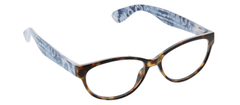 Peepers 2497 Dream Weaver Reading Glasses - Tortoise/Blue