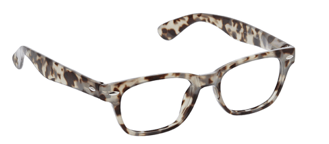Peepers 2600250 Clark Focus-Gray Tortoise +2.50