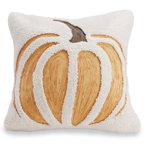 Mud Pie MP 41600001 Cut Out Pumpkin Hooded Pillow