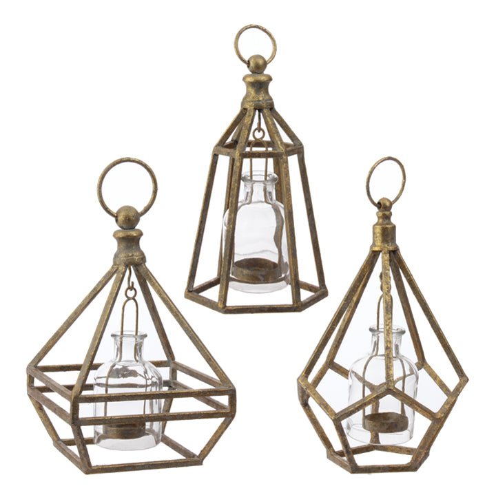 "Raz Imports RZ 3628293 10"" Lantern Tealight Holder"